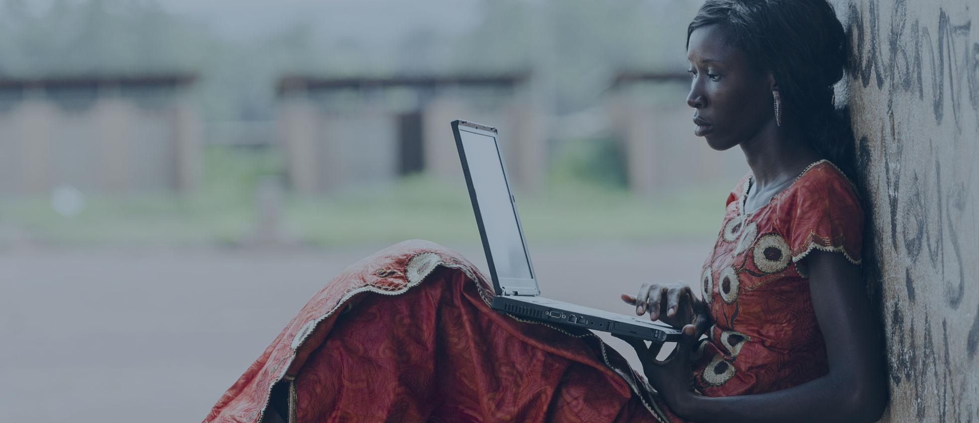 African Internet user